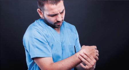 smerter i håndled